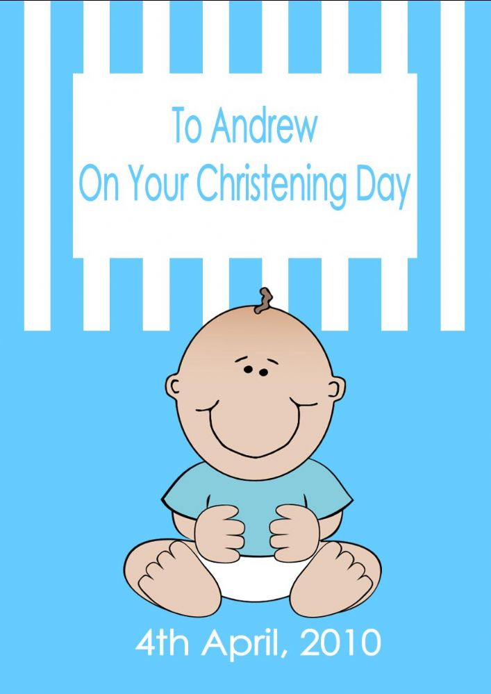 Christening Invitations Design Your Own